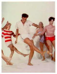 Blue Hawaii. I fell in love with Hawaii when I watch this moved as a kid... LOL... Love me some Elvis