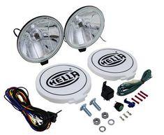 Hella 500FF Driving Lamp Kits 005750941 2015 Chevy Silverado, Trucks, Vehicles, Truck, Rolling Stock, Vehicle, Cars, Tools