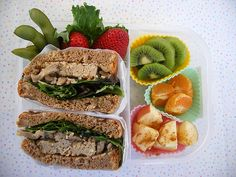 Looking at the Super Healthy Kids menu as an Adult.Awesome lunch and snack ideas for work.