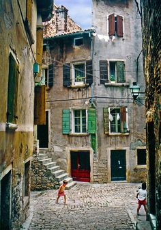 rovinj 2 by Bilderschreiber, via Flickr