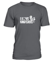 I love Kingfishers Tees  #image #grandma #nana #gigi #mother #photo #shirt #gift #idea