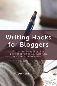 Tips for writing blog posts that can help you write more productively and faster! Great for social media marketers and bloggers looking for hacks. Blog Writing, Writing Tips, Social Media Marketing, Digital Marketing, Wine And Beer, Business Tips, Prompts, Inspire Me, Articles