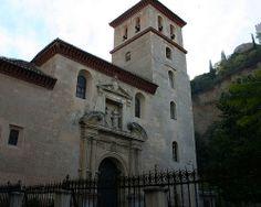 Granada - Iglesia de San Pedro y San Pablo - 37 10' 41 -3 35' 30