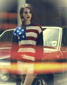 Lana Del Rey, Lizzie Grant.