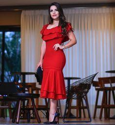 { Vestido poderoso da @abiqueilavieira } Maravilhoso não é ?! @abiqueilavieira ❤️Para compr