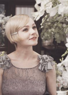 Daisy Buchanan: She's classy, elegant, popular and beautiful. But she's also fickle, shallow, and a tad ignorant.