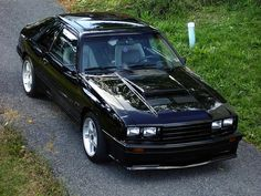 1986 Mercury Capri RS - I drove the one that appeared in the Kaminari catalog in the day - strong car.