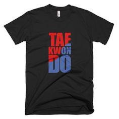 Taekwondo Short sleeve Men's T-Shirt