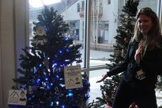 The Festival of Trees Sponsorship... check out the SummitCove 'Yeti' Tree! All to benefit a great cause!