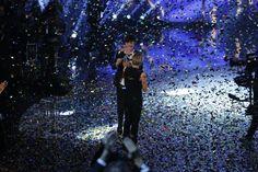 Stash riceve il Trofeo di 'Amici14'! La vittoria ai 'The Kolors'!
