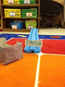 The Techy Teacher: More Force and Motion Fun -- Marble Races!