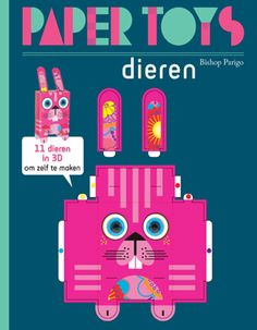 Buy Paper Toys - Animals by Bishop Parigo at Mighty Ape NZ. Paper Toys is a wonderful new series of interactive craft books that allow children to pop out and build their own paper toys. While complimentary, ea.