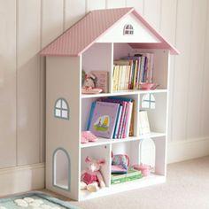 'Dotty Dolls House' Bookcase