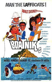 The Boatniks (1970)