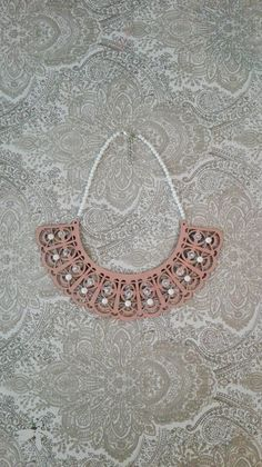 Etsy listing at https://www.etsy.com/listing/398876709/leather-necklace-beaded-necklace  #necklace #jewellery #jewelry