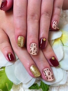 Cute Nail Design, Cute Nail Designs, Cute Nail Art, Nail Art Design Pictures, Cute Nail Art Pics - Part 33