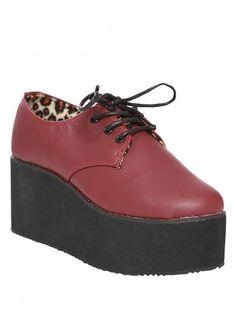 Twilight Platform Shoe | Gypsy Warrior