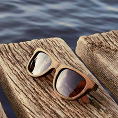 Monument Sunglasses by Karmawood//