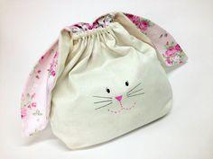 Bunny Bag - Saquinho de coelhinho