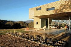 A collection of best shipping container homes. Interior, plans, and containers, prefab and modular. Houses Architecture, Container Architecture, Sustainable Architecture, Shipping Container Home Designs, Container House Design, Shipping Containers, Container Company, Porch And Balcony, Casas Containers