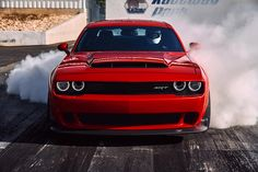 2018 Dodge Challenger SRT Demon. 840 HP, 770 torque, 9.65 @ 140 MPH qtr. 0-60: 2.3 secs. 1.8g acceleration.