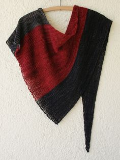 Ravelry: FemaleDragon's Second Red Trial - will do this in Wollmeise