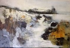 Winter shore Greenan, Dianne Alicia Gardner