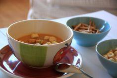 Pumpkin cream Pumpkin, Cream, Tableware, Kitchen, Soup Recipes, Legumes, Potatoes, Baking Center, Pumpkins