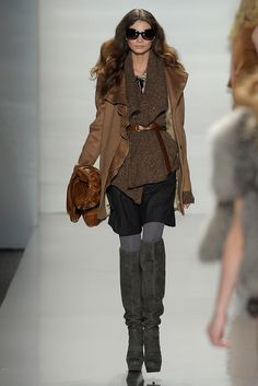 Elie Tahari Fall 2010 Ready-to-Wear Fashion Show
