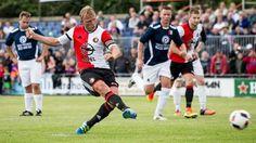 Feyenoord wint eerste oefenwedstrijd met ruime cijfers