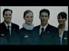 Air France Flight Safety Video