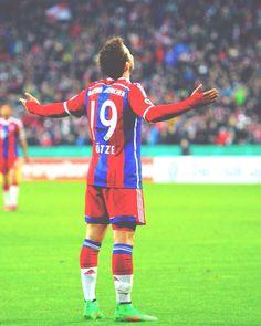 Mario Götze - Bayern Munich