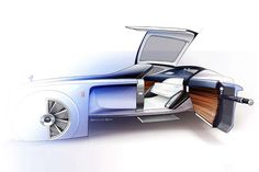 The vision.At a point in time when the world's design studios are envisaging solutions to mobility questions posed by ever cleverer technologies, the Rolls-Royce Vision Vehicle provides a brief glimpse into a fast-arriving luxury future. Art and beauty…