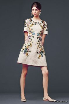 Dolce & Gabbana 2014-2015 (Lookbook)