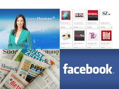 Nachrichtenquellen: Social Media nur für Tratsch & Klatsch  Ihre Nachrichten bekommen die Internet-Nutzer mehrheitlich aus den klassischen Medien. Aber der Online-Anteil liegt nur noch knapp unter 50 Prozent