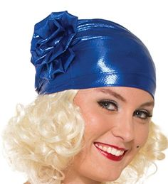Forum Novelties Women's Novelty Adult Turban Cloche Hat, Blue, One Size Forum Novelties http://www.amazon.com/dp/B00IVV1RQ6/ref=cm_sw_r_pi_dp_W2bPvb1XY1F0J