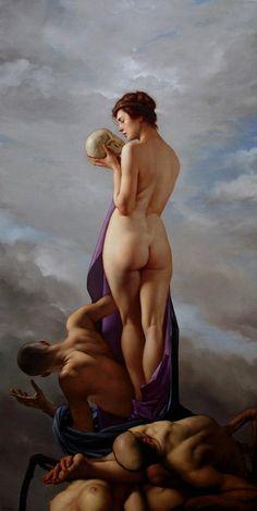 Ishtar - Roberto Ferri