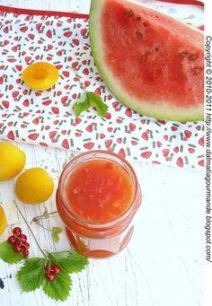 Džem od lubenice/Watermelon jam