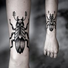Contemporary Tattoos and their Inspiration - Image 44 | Gallery