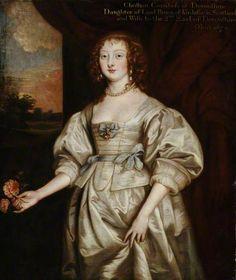Lady Elizabeth Cecil (1619–1689), Countess of Devonshire