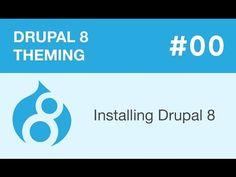 Drupal 8 Theming