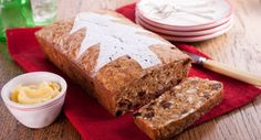 Need a last minute Christmas dessert? Try @fussfreecooking's easy 5 Cup Fruit Loaf.   #giftideas #baking #Christmas #dessert