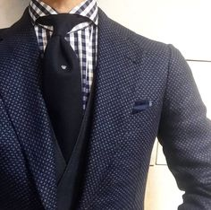 All navy blue #Elegance #Fashion #Menfashion #Menstyle #Luxury #Dapper #Class #Sartorial #Style #Lookcool #Trendy #Bespoke #Dandy #Classy #Awesome #Amazing #Tailoring #Stylishmen #Gentlemanstyle #Gent #Outfit #TimelessElegance #Charming #Apparel #Clothing #Elegant #Instafashion
