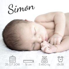 faire part naissance original picto, garçon, fille, photo, icones, moderne, beau