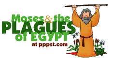 Ten Plagues of Egypt, Passover - Moses, Exodus - Old Testament Bible Study FREE Presentations in PowerPoint format, Free Interactives and Games
