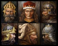 The Grand Dukes of Lithuania, c1200 - 1569 Lietuva