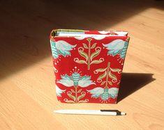 Notzibuch Rezeptbuch Sketchbook Tagebuch mit Stoffcover | Etsy Etsy, Ring Binder, Daily Journal, Notebook, Handarbeit