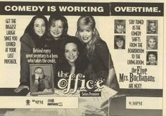 1995 TV Guide Ad - Sitcoms Online Photo Galleries