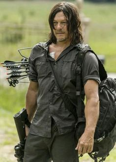 Norman Reedus as Daryl, TWD