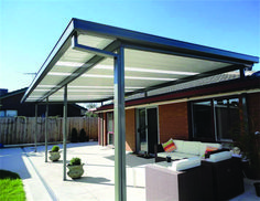 This is the most cost-effective pergolas type. It utilizes single layer colorbond as roofing. Its multi color finish offers you versatile looks and we can p Deck With Pergola, Wooden Pergola, Covered Pergola, Outdoor Pergola, Backyard Pergola, Patio Roof, Back Patio, Pergola Plans, Pergola Kits